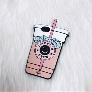 VALFRE cold brew iphone 6s case